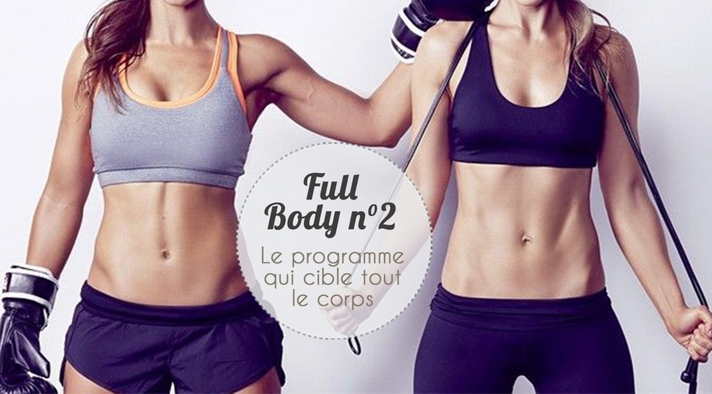 Programme Fitness Full Body n°2 - Lotus   Bouche Cousue 731328f1c63