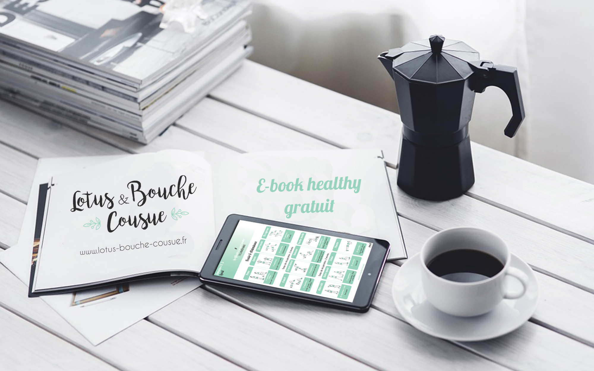 E-BOOK HEALTHY GRATUIT