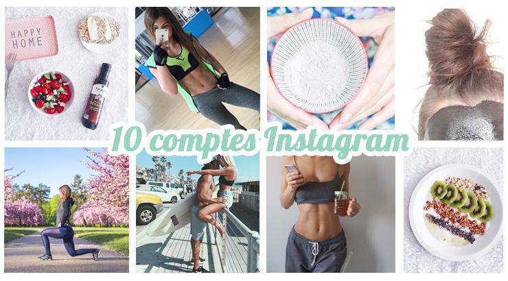 10 comptes instagram